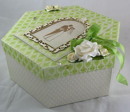 Ślubne zielone
