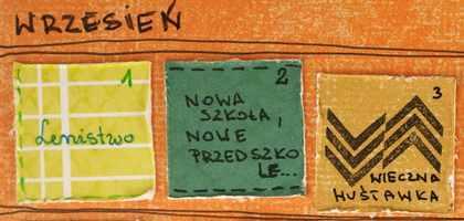 Kalendarz wrzesień