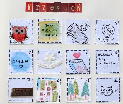 Calendarz wrzesień