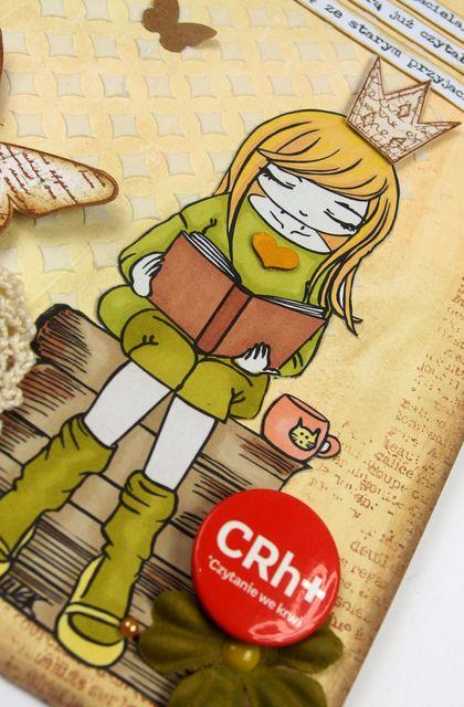 Lala czyta
