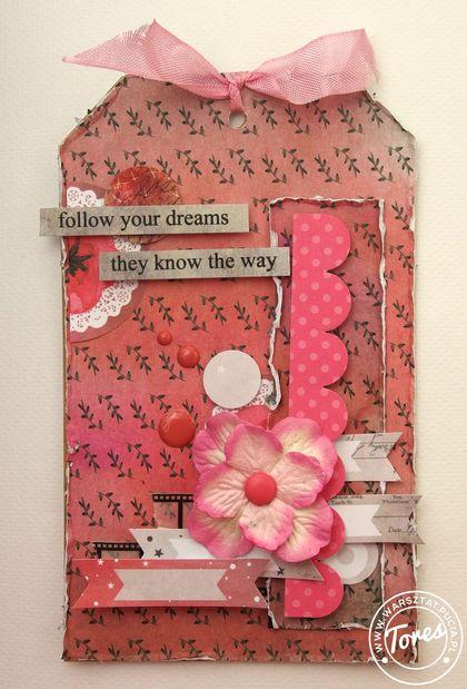 Tag pink