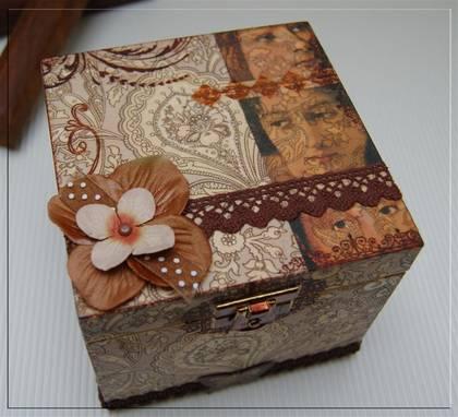 Pudełko Joasi