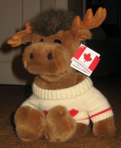 Łoś kanadyjski