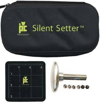 Silent setter